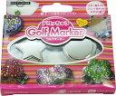 【メール便発送で送料無料】ゴルフマーカー デコッちゃう(DGM-3)Golf Marker ランキングお取り寄せ