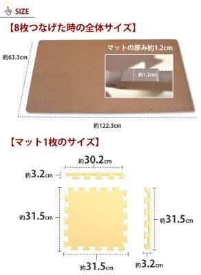 ���ޤ�������桪EVA���祤��ȥޥå�8�祻�åȥ����ɥѡ����դ�85g31.5×31.5���1.2cm/�ѥ���ޥåȥץ쥤�ޥåȥ��祤��ȥޥåȥե?�ޥåȥ襬�ޥåȡ�RCP��