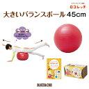 ロコレッチ/大きいバランスボール45cm/HATACHI