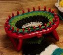 【送料無料】クロバーClover 57-967 オーバルニットルームかんたん綺麗に、 輪編みができるOval Knit Loom