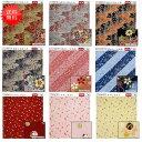 INAZUMA 風呂敷 金彩 二幅 約68cm×70cm 種類をお選びください 手芸 手作り 洋裁