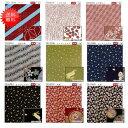 INAZUMA 風呂敷 金なし 二幅 約68cm×70cm 種類をお選びください 手芸 手作り 洋裁