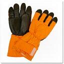 防寒 作業服 工場 冷凍倉庫 冷蔵庫 防水 作業用 防寒手袋 5本指 シバタ工業