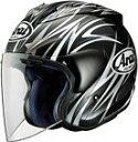 アライヘルメット SZ-RAM3 STELLA / 黒/銀