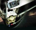 【バイク用】ブレンボ+ワークスクオリティ リアフローティングKIT T-1 ピストン32φ ZZR/ZZ-R1100D【WQ8402】【送料無料】