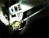 【バイク用】ブレンボ+ワークスクオリティ リアフローティングKIT T-2 ピストン34φ -99 XJR1200/1300【WQ19-2001】【】
