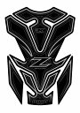 モトグラフィックス タンクパッド BLK Ninja1000/Z1000SX 《モトグラフィックス MT-TK016Kボディーパッド タンク》