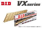 【DID】【ドライブチェーン】530VX 110L ZJ ゴールド【カシメジョイント】ヤマハ XJR1300 (国内仕様) '98-'11 / '15