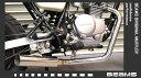 【ビームス】【マフラー】BEAMSマフラー SSドラッグ ステンレス フルエキゾースト/APE50 ...