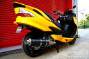 【BEAMS】【ビームス】【マフラー】【バイク用】SS400 カーボンモデルモデルII SKYWAVE スカイウェイブ250 CJ46型【B320-11-000】【送料無料】