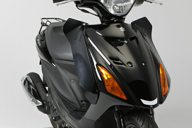 【旭風防】【シールド】【バイク用】大型サイドバイザー ADDRESS アドレスV125S/ベーシック【AD-12】