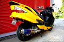 【BEAMS】【ビームス】【マフラー】【バイク用】SS400 チタン SP SKYWAVE スカイウェイブ250 CJ46A【G320-12-000】【送料無料】