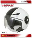 【取寄品】【ダムトラックスヘルメット】【DAMMTRAX】【ダムトラ】【DAMMTRAX】【ダムトラックス】ジェット ヘルメット DAMM GT2-ジーティーツー