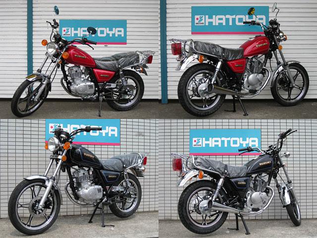 【輸入新車】【バイクショップはとや】 SUZU...の紹介画像2