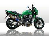 【rs gear】【アールズギア】【マフラー】ZRX1200 DAEG シングル ワイバン 真円DB【WK15-01DB】※納期3週間程度【送料無料】