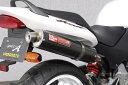 【ヤマモトレーシング】【マフラー】ホーネット250 SUS SLIP-ON SINGLE カーボンモデルモデル JMCAプレート付き 【10253-01NCB】