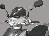 【旭風防】【シールド】【バイク用】メータバイザー スズキ アドレス110(EBJ-CE47A)【AD-39】