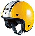 【取寄品】【OGKヘルメット】【ジェットヘルメット】【OGK KABUTO】【オージーケーカブト】ヘルメット KD-mini/イエロー×ホワイト