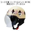 ウィンターセール バイク用 ヘルメット 限定 CR-760 ...