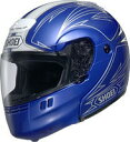 【SHOEI】SYNCROTEC FEEL/TC-2(BLUE/WHITE)
