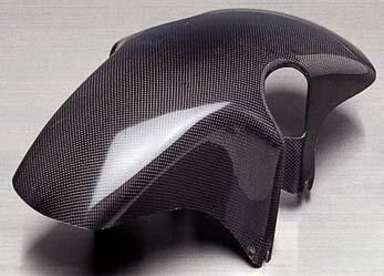 コワースフロントフェンダーカーボン(ノーマルタイプ)RVF400
