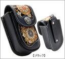 【DEGNER】【アクセサリー】5P20Feb09 デグナー 花山 携帯電話ケースMH-3K 七宝