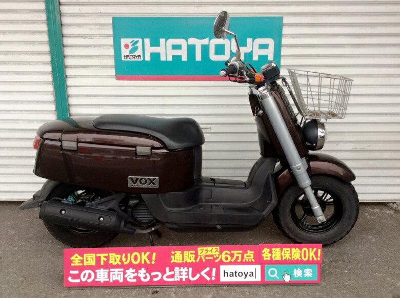 中古 ヤマハ ボックスDX YAMAHA VOX DX【5064u-soka】