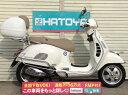 【諸費用コミコミ価格】中古車 ベスパ GTS250 VESPA GTS250【0385u-kawa】
