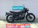 【諸費用コミコミ価格】中古 カワサキ W800 KAWASAKI W800【2815u-kgoe】