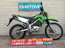 【諸費用コミコミ価格】中古 カワサキ KLX125 KAWASAKI