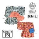 ≪SALE≫Ocean&Ground 浴衣ワンピース DOT & STRIPE FL