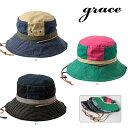 ��������زġ�grace hats / ���ɥ٥���㡼�ϥå� / 2WAY / �ɥ?�������դ� / �ޤꤿ���� / ���ե���ϥå� / �����ȥɥ��ϥå� / �Ĥй��ϥå� / ...