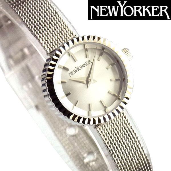 NEWYORKER ニューヨーカー AGE(エイジ) レディース腕時計 NY010-02【安心の正規品】 EXCEED kii【送料無料 電波時計】【腕時計】:腕時計のセレクトショップ HATTEN【送料無料】 NY010-02