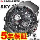 シチズン プロマスター メンズ エコドライブ ソーラー クロノグラフ PROMASTER JZ1066-02E JZ106602E 腕時計