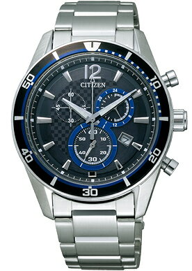 シチズン エコドライブ ソーラー 腕時計 CITIZEN VO10-6741F