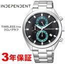 インディペンデント シチズン クロノグラフ INDEPENDENT CITIZEN インデペンデント メンズ 腕時計 BR2-311-51