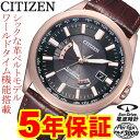 シチズン エコドライブ ソーラー 腕時計 CITIZEN CB0012-07E