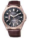 ソーラー電波時計 シチズン エコドライブ ワールドタイム 腕時計 メンズ CB0012-07E CITIZEN 刻印無料