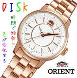 【倍!!】 ORIENT オリエント レディース腕時計 DISK ディスク WV0021NB ※ブランド ランキング※ 【安心の正規品】 【】 【腕時計】 【楽ギフ包装】