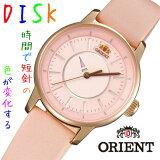 【!】 ORIENT オリエント レディース腕時計 DISK ディスク WV0031NB ※ブランド ランキング※ 【安心の正規品】 【】 【腕時計】 【楽ギフ包装】 10P08Feb15