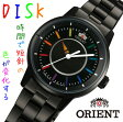 ORIENT オリエント レディース腕時計 DISK ディスク レインボー WV0041NB 【安心の正規品】 【送料無料】 【腕時計】 532P15May16