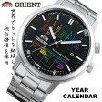ORIENT オリエント メンズ腕時計 イヤーカレンダー WV0881ER 【安心の正規品】 【送料無料】 【腕時計】