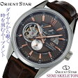 ORIENT STAR セミスケルトン オリエントスター WZ0201DK 【安心の正規品】 【送料無料】 【腕時計】 10P06Aug16