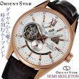 【エントリーでポイント5倍】 ORIENT STAR セミスケルトン オリエントスター WZ0211DK 【安心の正規品】 【送料無料】 【腕時計】 【売れ筋】