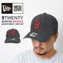 キャップ NEW ERA ニューエラ レッドソックス redsocks ブランド MLB メジャーリーグ メンズ レディース boston ボストン グレー 9TWENTY 帽子 CAP 調節 ローキャップ 野球帽 ベースボール おしゃれ かっこいい アメカジ ファッション おすすめ 刺繍 ロゴ