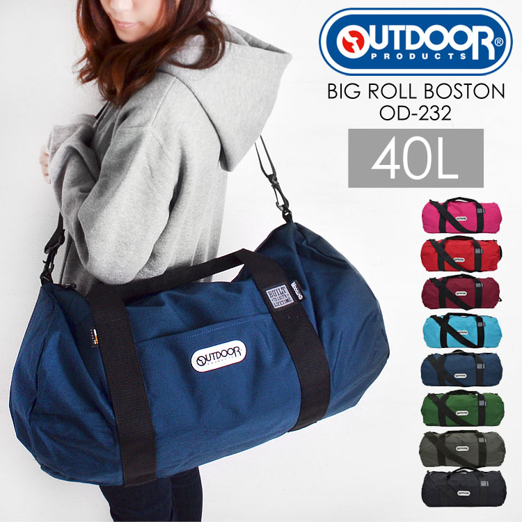 ボストンバッグ 旅行 OUTDOOR PRODUCTS アウトドア プロダクツ ビッグ ロ…...:hauhau:10001546