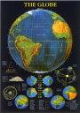 『地球』ポスター HB-4710 インテリア おしゃれ レトロ フレーム デザイン 壁掛け 模様替え