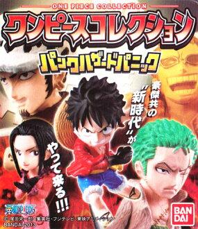 Set of 11 including Bandai ONE PIECE ワンピースコレクション - パンクハザードパニック - secret