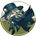 サークル R.P.G. 同人缶バッジ Fate/Grand Order 第4弾 ☆『巌窟王/illust:ドア』★【ネコポス可】