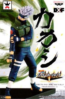 Naruto shippuuden transfer DXF figure ~ Shinobi Relations-4
